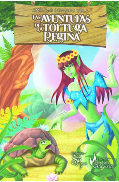 Las aventuras de la tortuga Regina