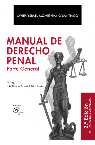 Manual de Derecho Penal. Parte General