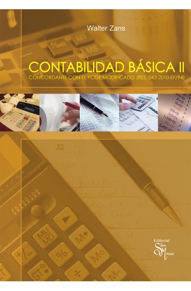 Contabilidad básica II