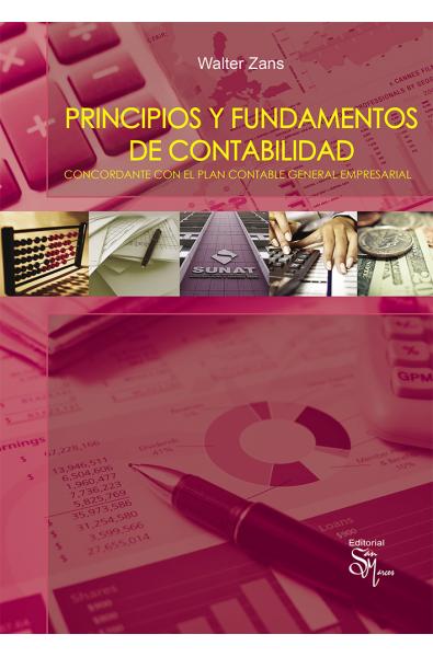Principios y fundamentos de contabilidad
