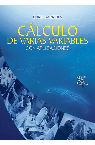 Cálculo de varias variables con aplicaciones