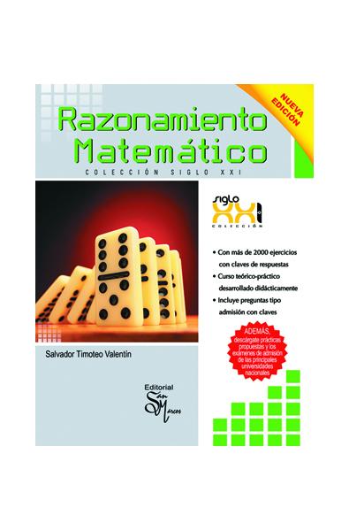 Razonamiento Matemático Siglo XXI
