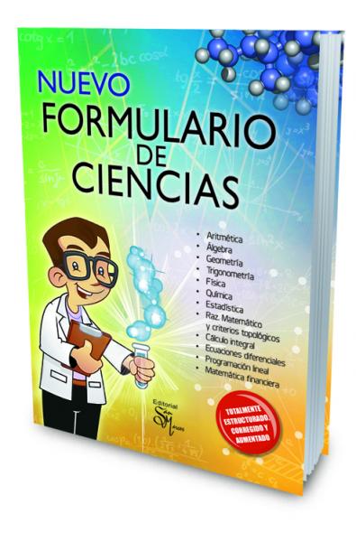 Nuevo Formulario de Ciencias