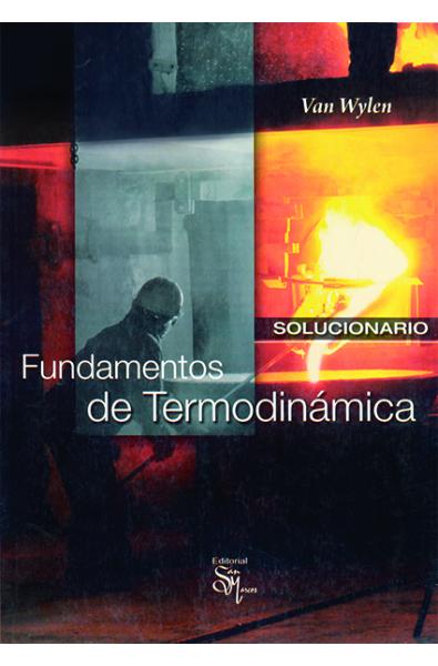 Solucionario: Fundamentos de Termodinámica