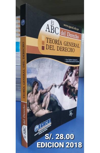 El ABC del Derecho: Teoría General del Derecho
