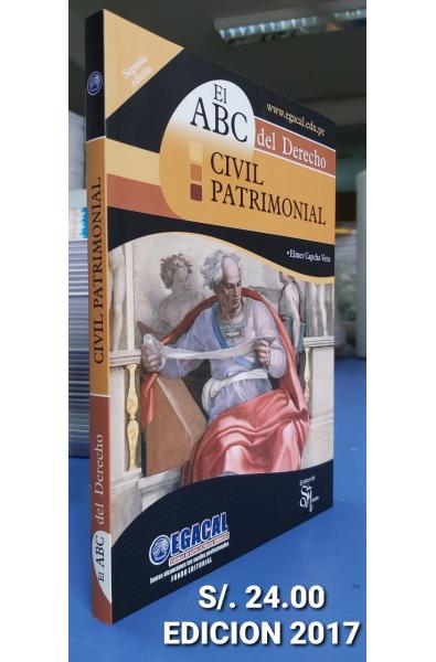 El ABC del Derecho: Civil Patrimonial