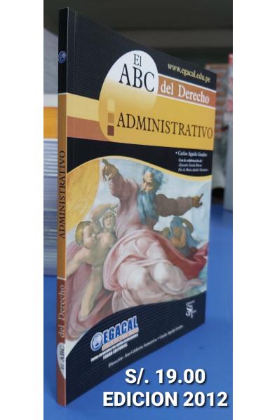 El ABC del Derecho: Administrativo