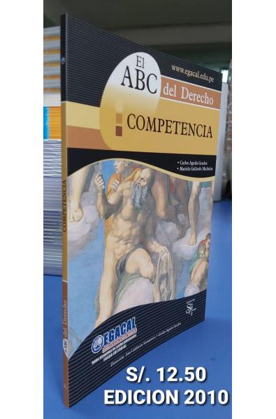 El ABC del Derecho: Competencia