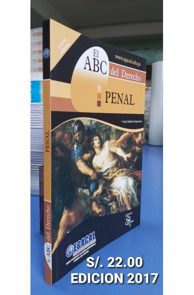 El ABC del Derecho: Penal