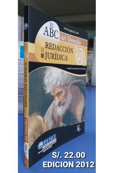 El ABC del Derecho: Redacción Jurídica