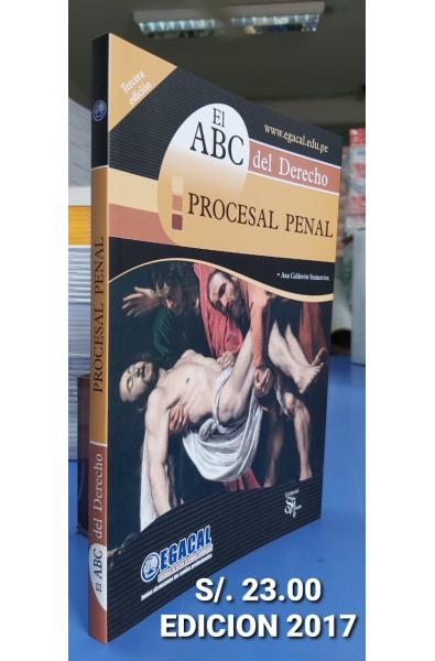 El ABC del Derecho: Procesal Penal