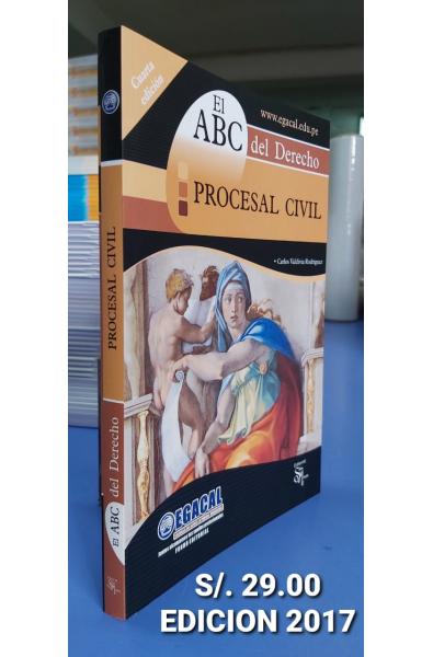 El ABC del Derecho: Procesal Civil