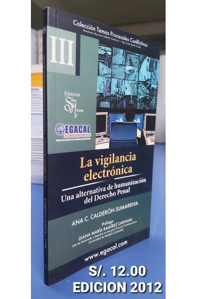 La Vigilancia Electrónica