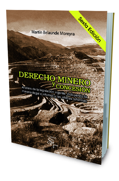 Derecho Minero y Concesión
