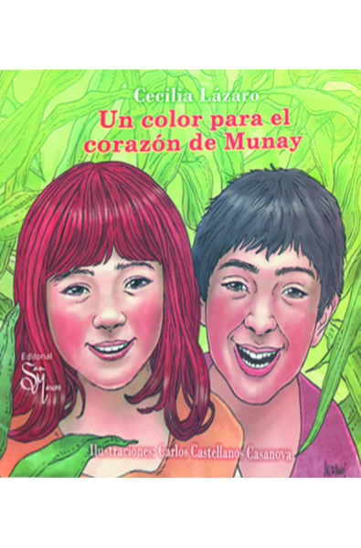 Un Color para El Corazón de Munay