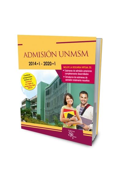 Admisión UNMSM 2014-I AL 2020-I