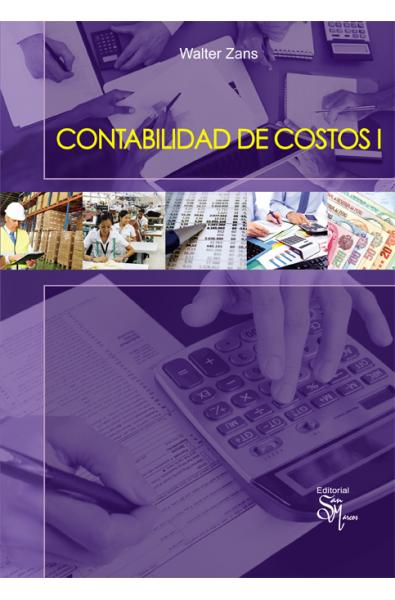 Contabilidad de costos I