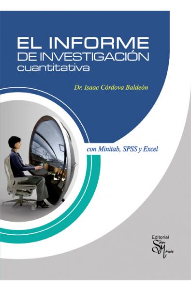 El informe de investigación cuantitativa + CD