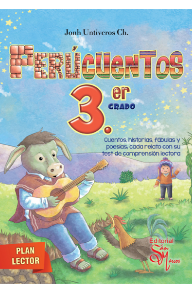 Perúcuentos 3.er Grado