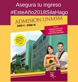 Admisión UNMSM 2012-I/2018-II