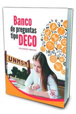 BANCO DE PREGUNTAS TIPO DECO