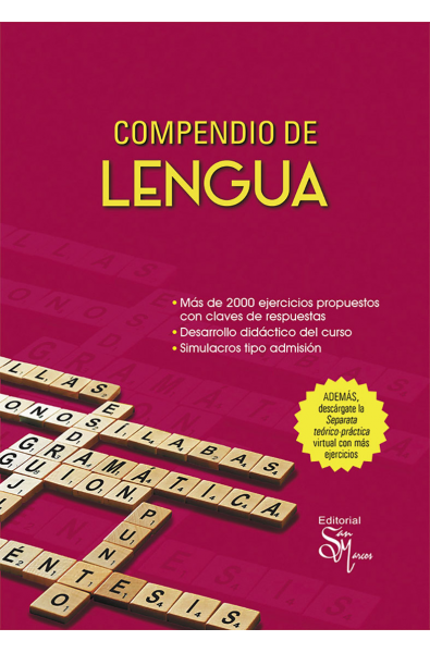 Compendio de Lengua